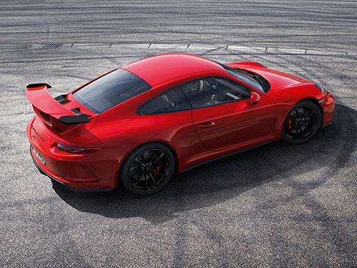 Nata a Flacht. La nuova 911 GT3.