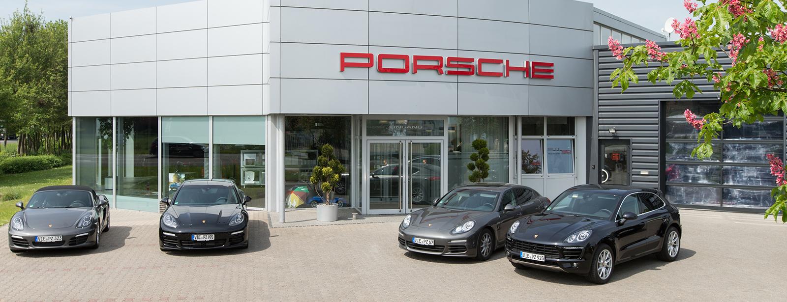 Umbau Porsche Zentrum Willich