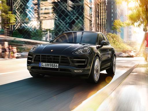 Macan. Intensamente Porsche.