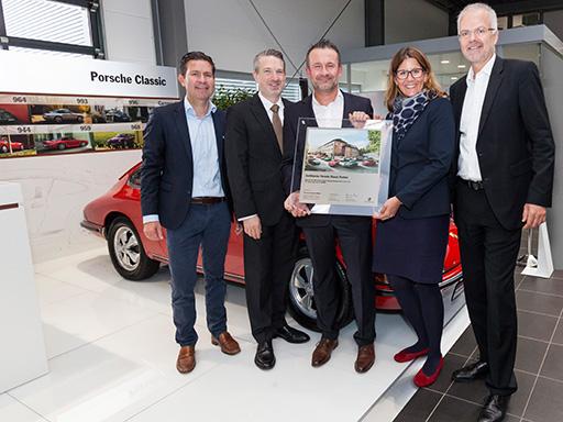 Ihr offizieller Porsche Classic Partner